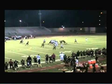 Charles Tuaau High School Highlights video.