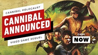 Cannibal Holocaust Gets a Video Game Sequel - IGN Now by IGN