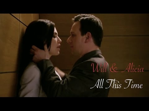 The Good Wife || All This Time || Will and Alicia