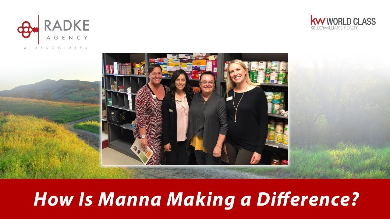 Can You Help Manna Food Bank Make a Difference?