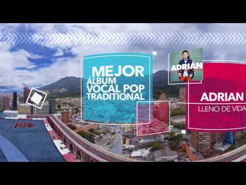 Mejor Álbum Vocal Pop Tradicional | Nominados al #LatinGRAMMY
