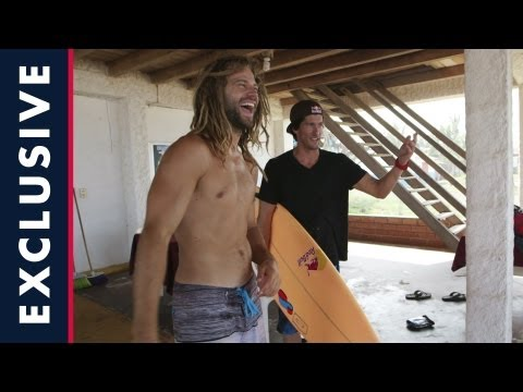 Brothers on the Run: Surfing with Bruce Irons and Coco Nogales | S1E10