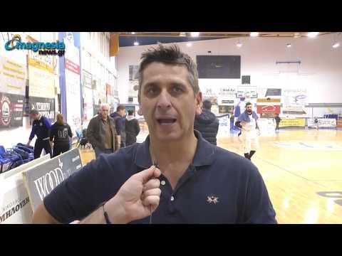 Video - Δια πυρός και σιδήρου η Νίκη, 79-78 τους Ικάρους Τρικάλων (video)