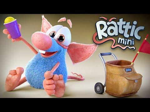 Rattic | Cartoon Compilation For Kids # 11 | Funny Cartoons For Kids | New Cartoons 2018