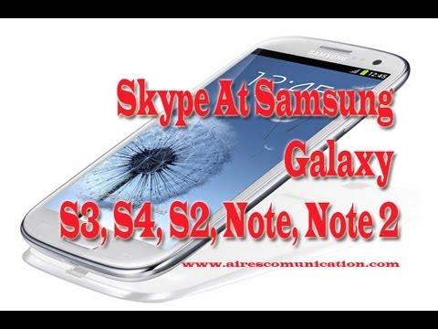 comment installer skype sur tablette