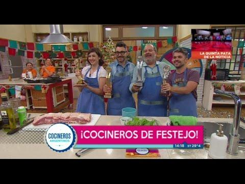 Mejor programa de cocina, premios Tato 2016