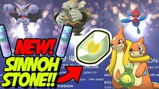 NEW POKÉMON GO UPDATE! 3 NEW POKEMON, SINNOH STONE and 2X STARDUST EVENT! POKÉMON GO NEWS! by aDrive