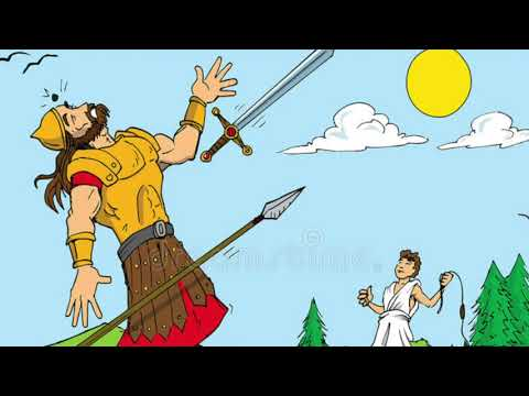 The Shepherd Who Became  King- a short story of David -2Samuel 5:10