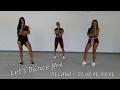 DELANO - REMEXE MEXE - COREOGRAFIA LET'S DANCE MIX