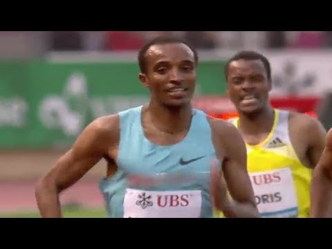 Alamirew drops the hammer to win the 5k in Lausanne
