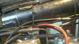 9. Throttle cables part 1