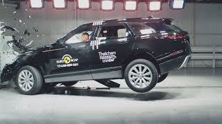 Video 2018 Range Rover Velar - Crash Test MP3, 3GP, MP4, WEBM, AVI, FLV Agustus 2018