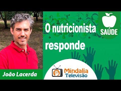 O nutricionista responde por João Lacerda