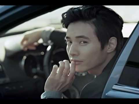 [TVC] 원빈 Won Bin -  'Hyundai Sonata Hybrid' car CF (видео)