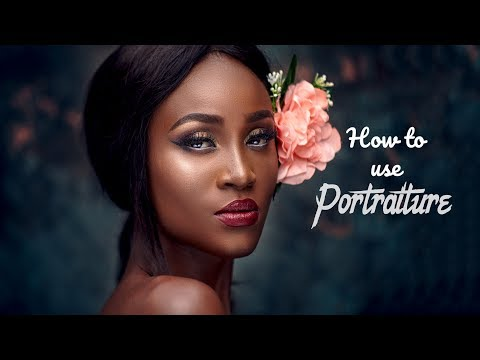 Photoshop Tutorial: How to use Portraiture