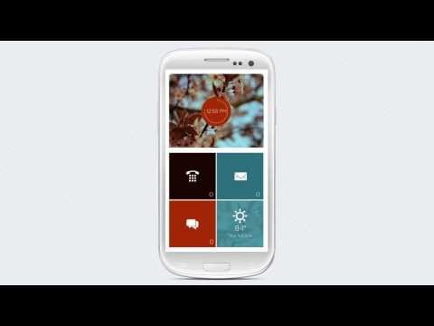 Video of Themer: Launcher, HD Wallpaper