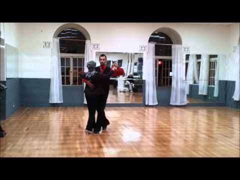 Мастер класс по танцам Танго и Самба. Видео курс онлайн.