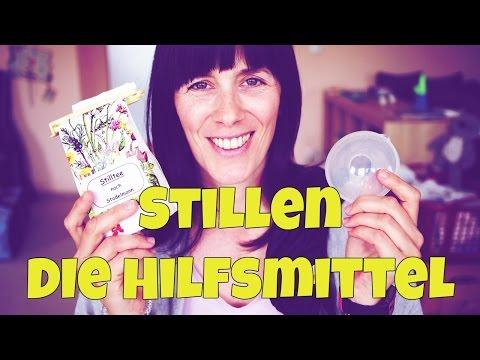 Stillen - Die Hilfsmittel (Tipps von einer dreifachen Mutter) [VEGAN]