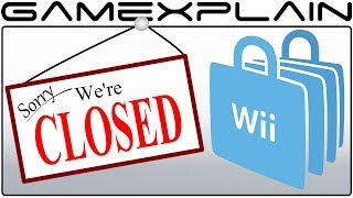Video The Wii Shop Channel is Now Closed for (New) Business MP3, 3GP, MP4, WEBM, AVI, FLV Oktober 2018