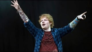 ED SHEERAN INTERVIEW: ED TALKS MUSIC, DON'T, TAYLOR SWIFT & ONE DIRECTION!