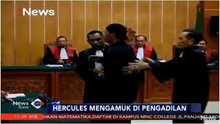 Video Hercules Marah-marah Jelang Sidang Vonis di PN Jakbar - iNews Sore 27/03 MP3, 3GP, MP4, WEBM, AVI, FLV April 2019