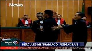 Video Hercules Marah-marah Jelang Sidang Vonis di PN Jakbar - iNews Sore 27/03 MP3, 3GP, MP4, WEBM, AVI, FLV Juni 2019