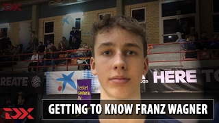 Getting to know: Franz Wagner