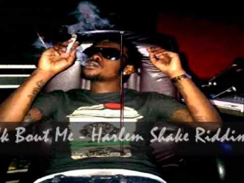 Popcaan - Talk Bout Me - Harlem Shake Riddim - Major Laser