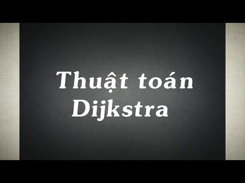 Thuật toán Dijkstra | Hướng dẫn giải tay | Carry by Bắp
