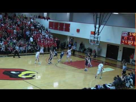 2012-13 Men's Basketball Landmark Conference Championship Highlights