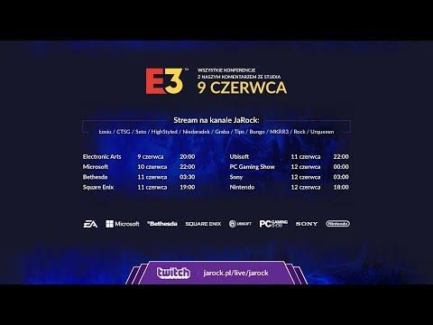 Video E3 2018 - Wtorek - Sony - Na Szybko download in MP3, 3GP, MP4, WEBM, AVI, FLV January 2017