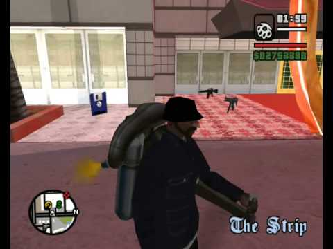 san andreas cheats