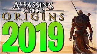 ASSASSIN'S CREED ORIGINS 2019