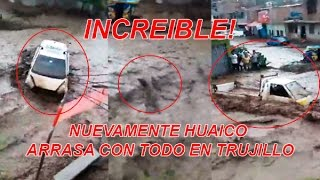 INUNDACIONES EN PERÚ / TRUJILLO