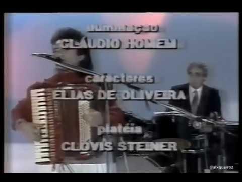 Jó Soares Onze e Meia (inteiro) SBT - 1990