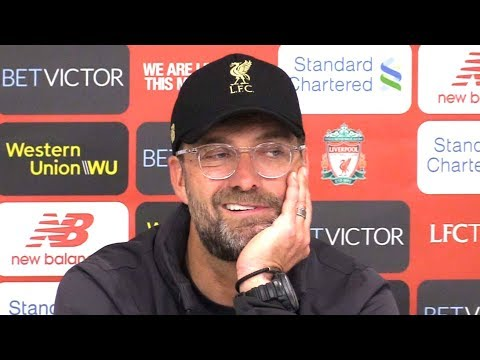 Liverpool 2-0 Wolves - Jurgen Klopp Full Post Match Press Conference - Premier League