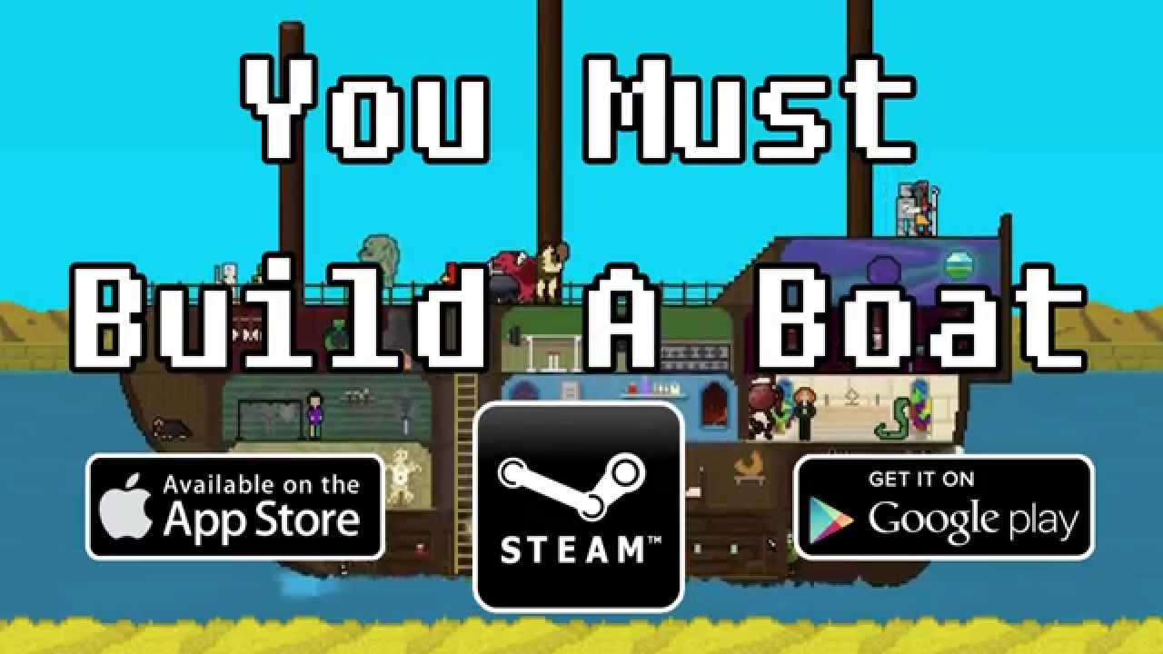 'You Must Build a Boat' Gets a Price and Release Date