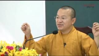 Vấn đáp: Niệm Phật thành Phật, ban hộ niệm, cúng thất, tầng trời - TT. Thích Nhật Từ