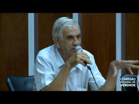 Audiência Pública Trombas e Formoso: César Machado da Silva