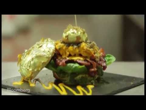 The World's Most Expensive Burger: Honky Tonk's Glamburger