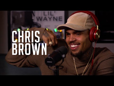 Chris Brown Talks Fatherhood and Dealing With Insecurity On Ebro In The Morning