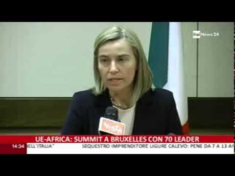 Crisi Russia – Ucraina: intervento del Ministro Mogherini a Bruxelles