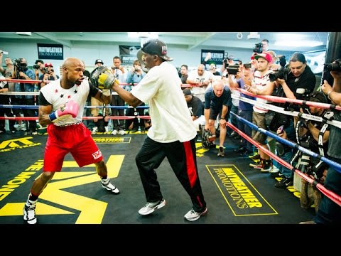 open - LIVE Tuesday, September 2nd at 5:30ET/2:30PT, don't miss a live stream of Floyd Mayweather's open workout.