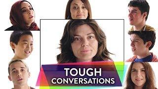Video What Is the Hardest Conversation You've Had? | 0-100 MP3, 3GP, MP4, WEBM, AVI, FLV Juli 2018