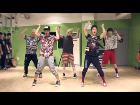 NU'EST 'Sleep Talking' mirrored Dance Practice (видео)