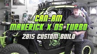 9. CAN-AM Maverick Turbo Build – Part 1 Introduction