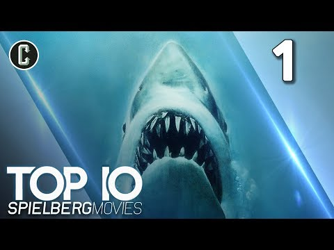 Top 10 Spielberg Movies: Jaws - #1