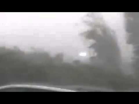 Tromba d'aria a Migliarino - video di Eugenio Leone