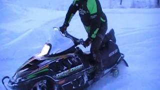 9. Thundercat 1000  1140cc Fast snowmobile
