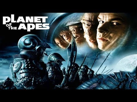R.R.R - Apes Month - Planet Of The Apes 2001